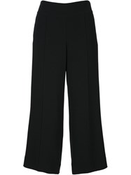 Thakoon Cropped Trousers Black