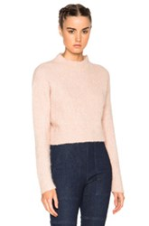 Rachel Comey Dash Pullover Sweater In Pink