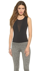 Solow Minimalist Bodysuit Black