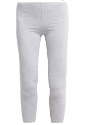 Zalando Essentials Leggings Light Grey Mottled Light Grey
