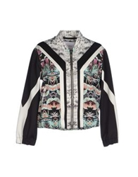 The Textile Rebels Jackets White