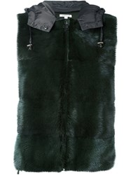 P.A.R.O.S.H. 'Link' Puffer Jacket Green