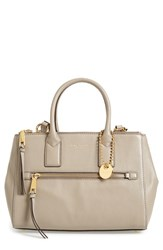 Marc Jacobs 'Recruit' East West Pebbled Leather Tote Beige Mink