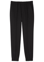 Marni Black Wool Trousers