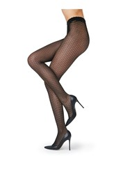 Fogal Patterned Tights Gr. S