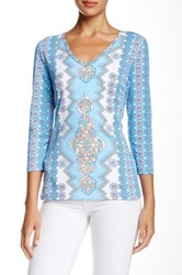 J. Mclaughlin Avalon Tee Multi