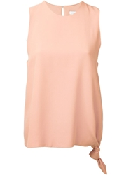 J.W.Anderson J.W. Anderson Side Knot Tank Pink And Purple