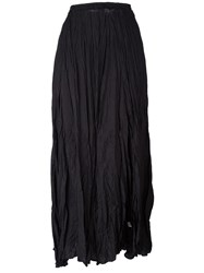 Forte Forte Pleated Skirt Black