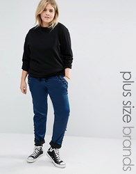 Alice And You Relaxed Fit Jogger Navy