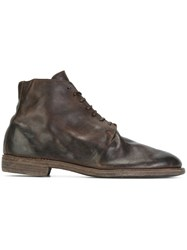Guidi 'Horse' Boots Brown
