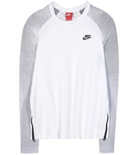 Nike Sportswear Tech Fleece Sweatshirt White