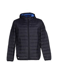Puffa Coats And Jackets Down Jackets Men Dark Blue