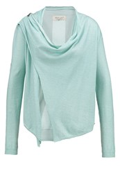 Khujo Indria Cardigan Frosty Green Mint