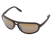 Maui Jim Breakers Matte Tortoise Hcl Bronze Polarized Sport Sunglasses Mahogany
