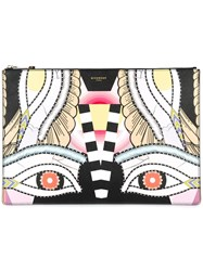Givenchy Egyptian Print Clutch