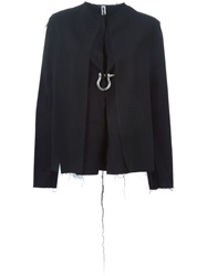 Louise Alsop Metal Hook Jacket Black