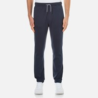 Hugo Boss Green Men's Hadiko Cuffed Sweatpants Blue