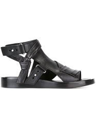 3.1 Phillip Lim 'Nagano' Sandals Black