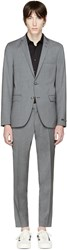 Tiger Of Sweden Grey Wool Harrie Suit