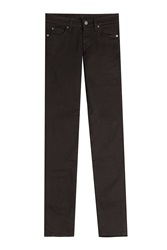 7 For All Mankind Seven For All Mankind Roxanne Skinny Jeans Black