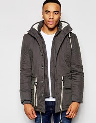 Native Youth Hooded Explorer Jacket
