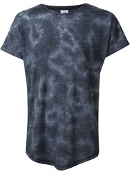 Chapter Tie Dye T Shirt Black