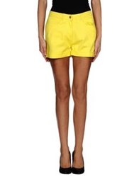 Petit Bateau Denim Shorts Yellow