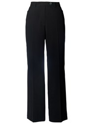 Chesca Zip Pocket Trousers Black