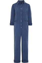 Marc By Marc Jacobs Classic Cotton Drill Overalls