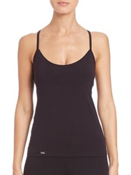 La Perla New Project Tank White Black