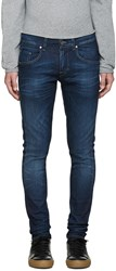 Tiger Of Sweden Blue Skinny Jeans