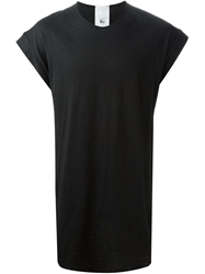 Lost And Found Rooms Oversize T Shirt Black