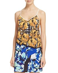 Clover Canyon Shattered Garden Slip Dress 100 Bloomingdale's Exclusive Multi