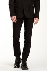 Dkny Williamsburg Skinny Jean 30' And 32' Inseams Black