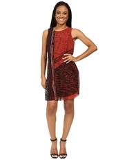 Nic Zoe Petite Making Marks Dress Multi Women's Dress