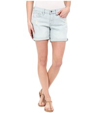 Lucky Brand The Roll Up Shorts In Hatteras Hatteras Women's Shorts Blue