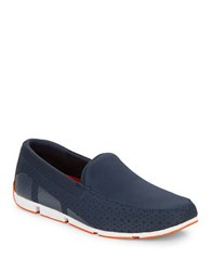 Swims Breeze Flat Loafers Navy
