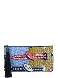 Atelier Vlisco Limited Edition Morphic Clutch