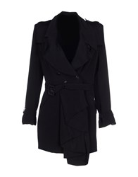 Les Hommes Femme Coats And Jackets Full Length Jackets Women Black