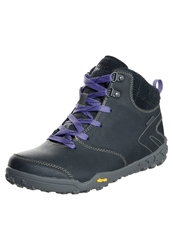 Hi Tec Hitec Cherubino Mid 200 Wp Walking Boots Coal Purple Grey