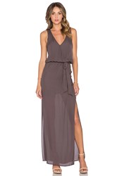 Rory Beca Maid By Yifat Oren Lucy Gown Taupe
