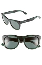 Burberry Women's 52Mm Sunglasses Green Horn