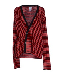 S.O.H.O New York Soho Cardigans Red