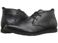 Hush Puppies Roland Jester Black Leather Men's Lace Up Boots