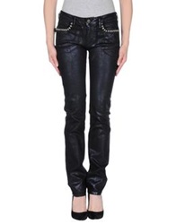 Zadig And Voltaire Denim Pants Black