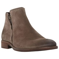 Bertie Collie Double Zip Boots Taupe