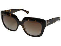 Von Zipper Poly Tortoise Gloss Brown Gradient Sport Sunglasses