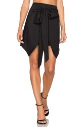 Finders Keepers Better Days Skirt Black