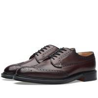 Church's Grafton Derby Burnished Burgundy