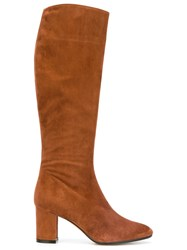 Jean Michel Cazabat Under The Knee Boots Brown